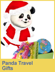 Panda Travel Gifts
