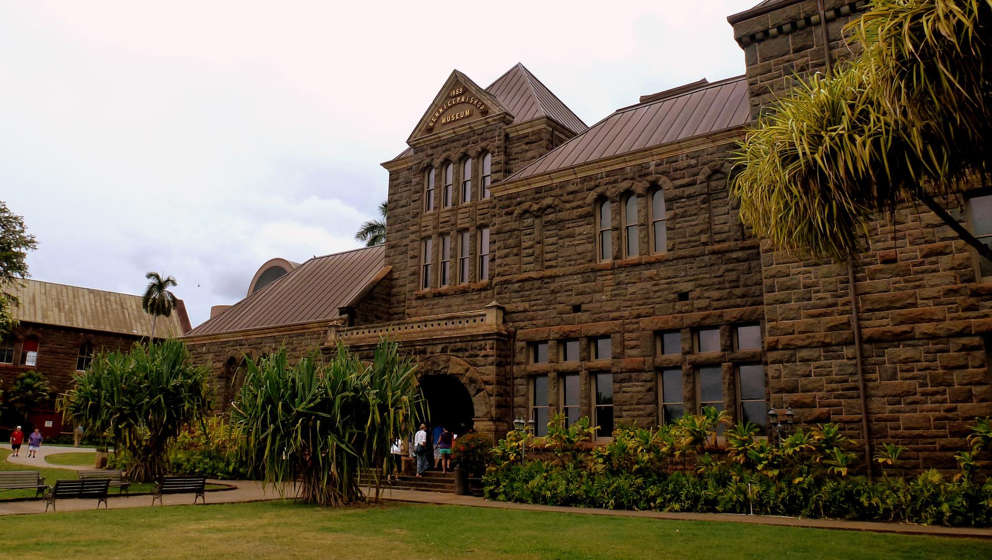 Bishop Museum Honolulu, Hawaii