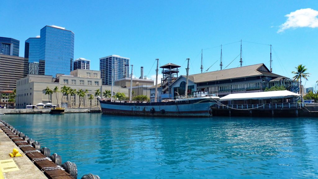 Hawaii Maritime Center in Honolulu