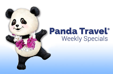 Panda Travel Weekly Specials